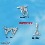 Silver sets - 8000322