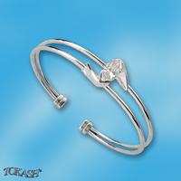 Silver bracelets - bangles - 200582